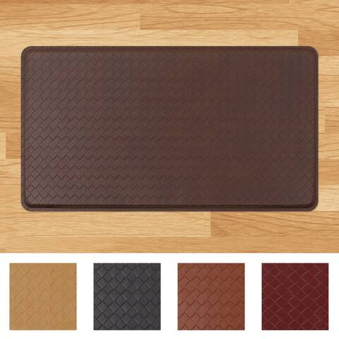 GelPro Classic Basketweave Anti-fatigue 20 x 36-inch Kitchen Mat