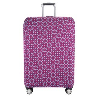 Travelon Berry Floral Large Luggage Cover