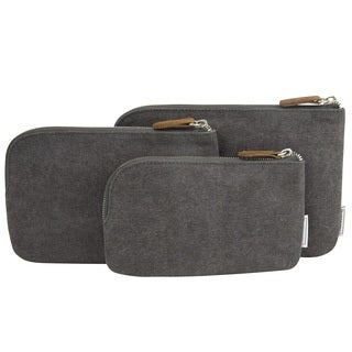 Travelon Heritage 3-piece Packing Pouches Set