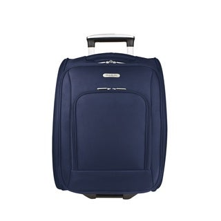 Travelon 18-inch Wheeled Carry On Underseat Suitcase