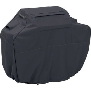 Classic Accessories Ravenna Black Grill Covers-Large