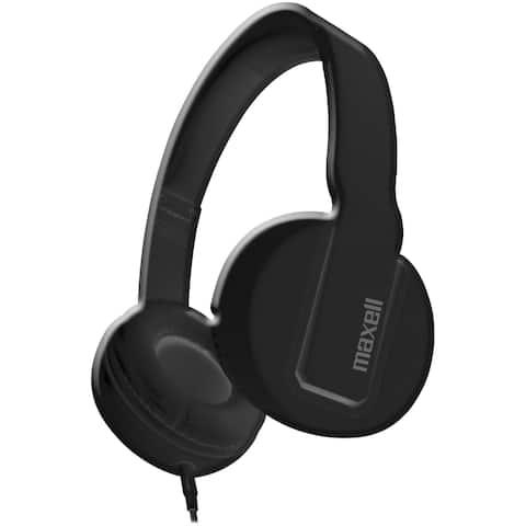 Maxell Solid2 Black Headphones