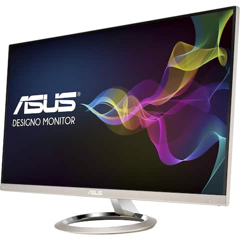 "Asus Designo MX27UC 27"" 4K UHD LED LCD Monitor - 16:9 - Icicle Gold, Black"