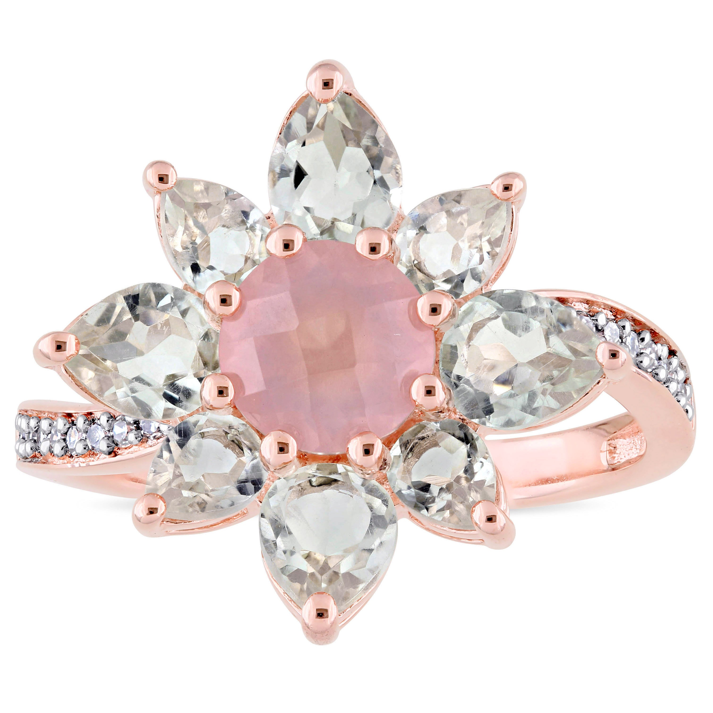 Laura Ashley Rings | Find Great Jewelry Deals Shopping at Overstock.com