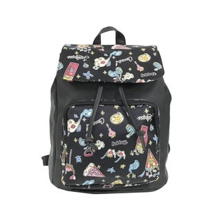 ALFA POP Art Happy Flap Over Fashion Backpack