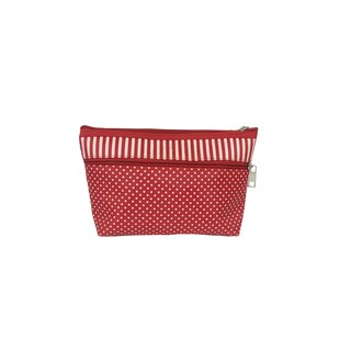 Alfa Polka Dot Cosmetic Bag