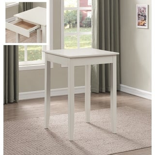 Casoria 42-inch High Pub White Table by Greyson Living
