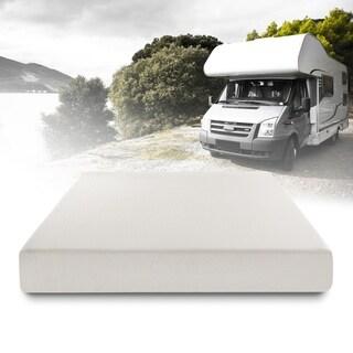 Priage 8-inch Short Queen-size RV Memory Foam Mattress