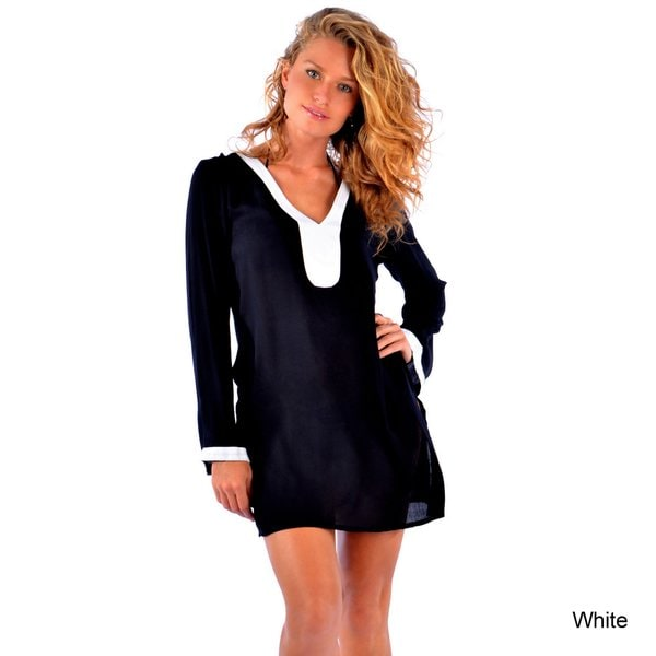 Handmade Womens Cover-Up Tunic (Indonesia)