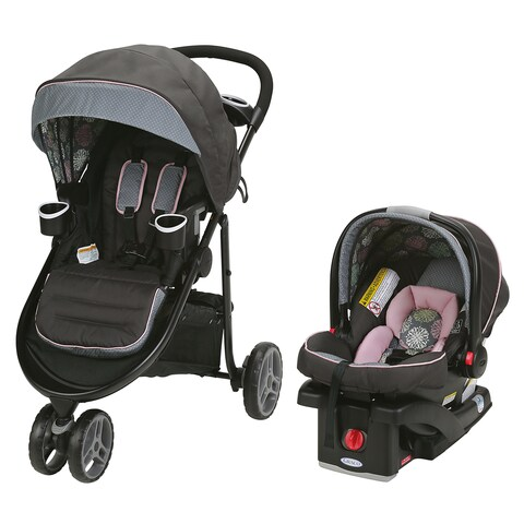 Graco Addison Modes 3 Lite Multicolor Metal Travel System