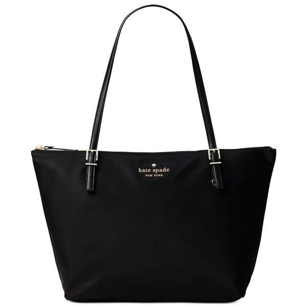 7cdddf4cf6e2 Shop Kate Spade New York Watson Lane Maya Black Tote Bag - Free ...