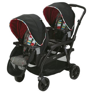 Graco Play Modes Duo Black Metal Stroller