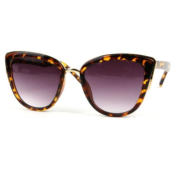 61e749d0cb4 Shop Pop Fashionwear Women s Retro Plastic Cat Eye Sunglasses - Free ...