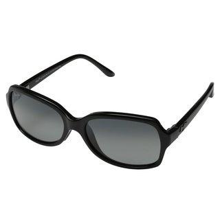 Maui Jim Cloud Break Gloss Black/Neutral Grey Polarized Sunglasses