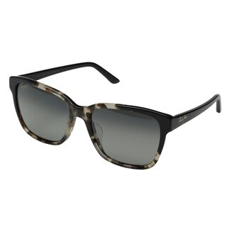 Maui Jim Moonbow White Tokyo/Gloss Black/Neutral Grey Polarized Sunglasses