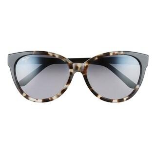 Maui Jim Sunshine White Tokyo/Gloss Black/Neutral Grey Polarized Sunglasses