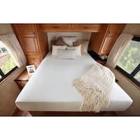 Priage 10-inch Short Queen-size Ultima Comfort RV Memory Foam Mattress