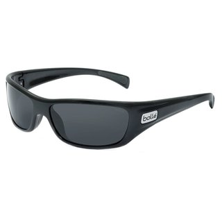 Bolle 11227 Unisex Copperhead Sunglasses w/ Black Frame Polarized TNS Lens