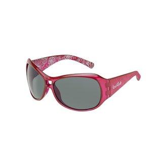 Bolle Unisex 11717 Sarah Shiny Purple/White TNS Youth Sunglasses