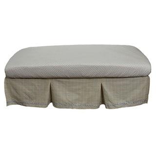 Nurture Basix Tan Twill Organic 2-piece Bedding Starter Set