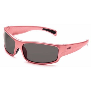 Bolle Women's 11406 Piranha Jr. Shiny Pink TNS Lenses Sport Kids Sunglasses