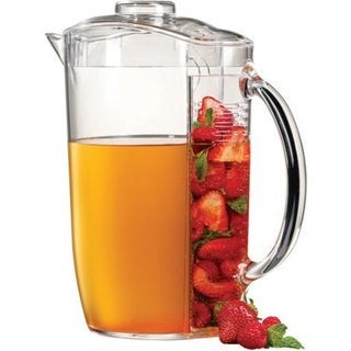 Iced Fruit Infusion Natural Fruit Flavor Pitcher