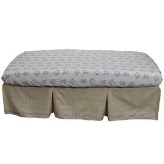 Nurture Basix Tan Twill 2-piece Bedding Starter Set