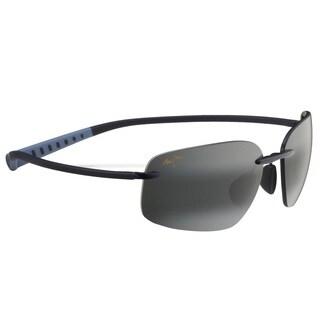 Maui Jim Kupuna Unisex 742-06 Blue/Neutral Grey Polarized Sunglasses