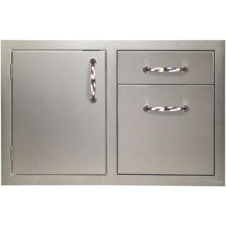 Artisan 32-Inch Access Door And Double Drawer Combo - ARTP-DDC