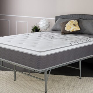 Priage Queen-size Extra Firm Pocketed Coil Mattress