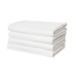 "Turkish Cotton Bath Towel 27"" x 55"" (Set of 4)"