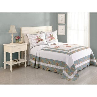 Peking Handicraft Loretta Bedspread (Shams Sold Separately)