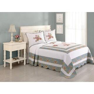 Peking Handicraft Loretta Bedspread (Shams Sold Separately)