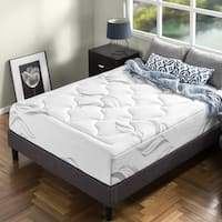 Priage 12-inch Twin-Size Ultra Plush Memory Foam Mattress