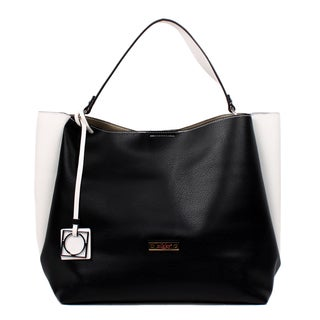 Nikky Maisie Black Shopper Tote Bag