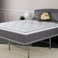 Priage Performance Plus 12-Inch Twin-Size Extra Firm Pocketed Coil Spring Mattress