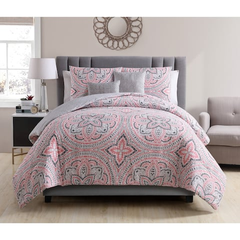 VCNY Home Allison Reversible Comforter Set
