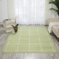 Barclay Butera Catalina Melon Area Rug by Nourison - 5'3 x 7'5