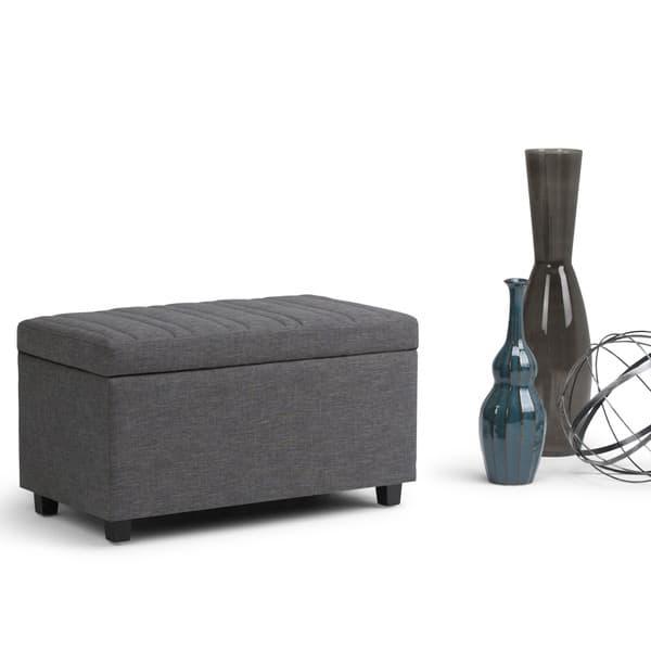 Stupendous Shop Wyndenhall Callum 34 Inch Wide Contemporary Storage Uwap Interior Chair Design Uwaporg