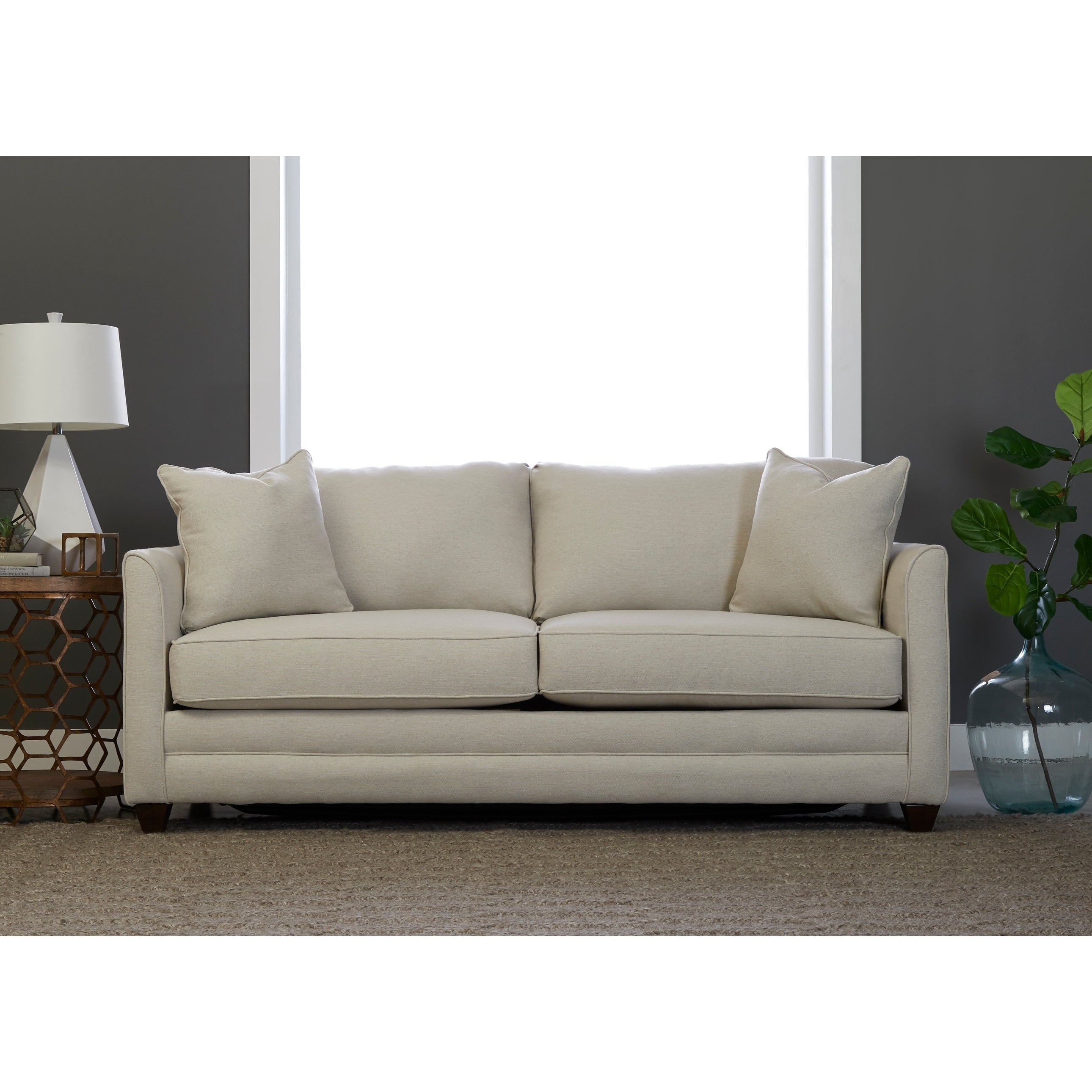 - Shop Taylor Queen-size Sleeper Sofa By Klaussner - Overstock
