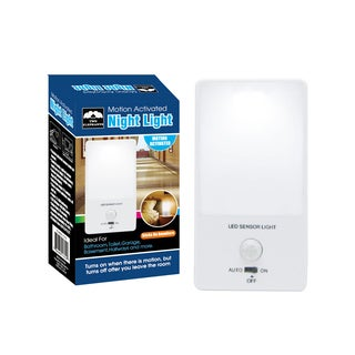 Two Elephants Motion Activated Night Light