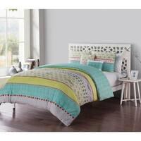VCNY Home Dharma Reversible Comforter Set