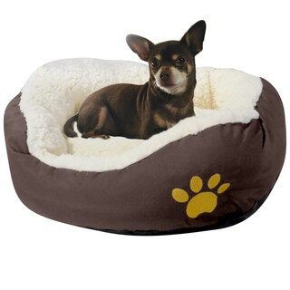 Evelots Soft Pet Bed
