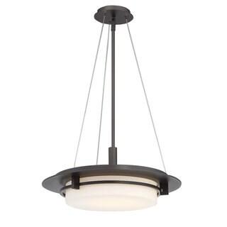 Compass Aluminum LED Indoor Outdoor Pendant Light