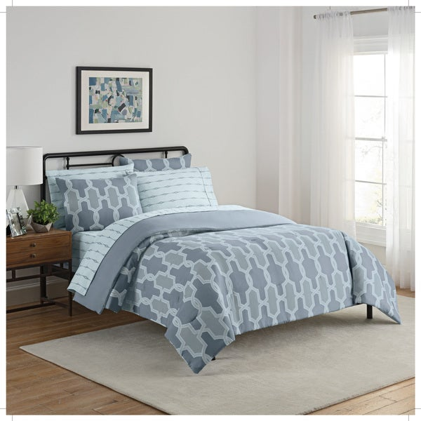 Simmons Nantes Bedding and Sheet Set