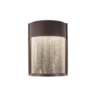 Modern Forms Rain Bronze Finish Aluminum LED Wall Light