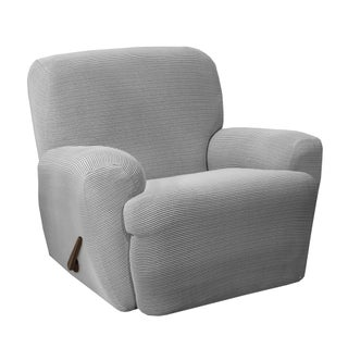 Maytex Connor Stretch 4-Piece Recliner Slipcover (3 options available)