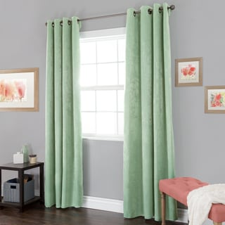 Windsor Home Mila 84 Inch Blackout Curtain Panel  - 54 Inches Wide by 84 Inches Long