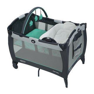 Graco Basin Pack 'n Play Playard Reversible Napper and Changer LX Nursery Unit