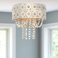 Shop tracy porter poetic wanderlust mattei jeweled metal hanging river of goods tracy porter poetic wanderlust adelia crystal and metal 125 inch hanging lamp aloadofball Choice Image